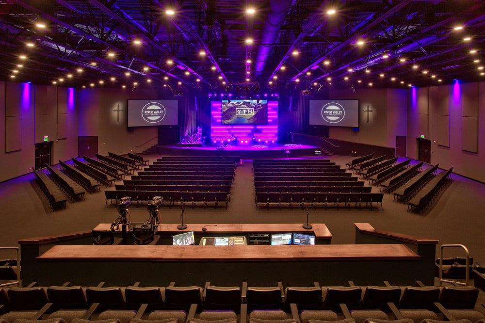 4 Church Design Concepts Of The Modern Era Vanman A B